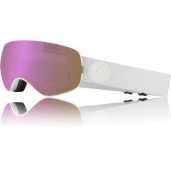 Маска Dragon X2s Whiteout с линзой Pink Ionized