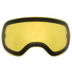 Линза Dragon X1 Yellow