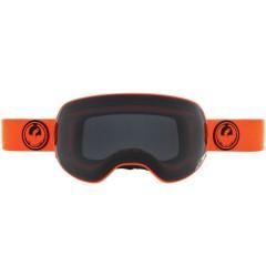 Маска Dragon X2 Orange