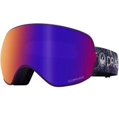 Маска Dragon X2s Lavender с линзой LumaLens Purple Ionized